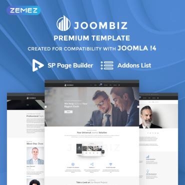 Preview image of Joombiz - Elegant Business Company