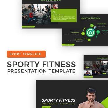 Preview image of Sporty Fitness