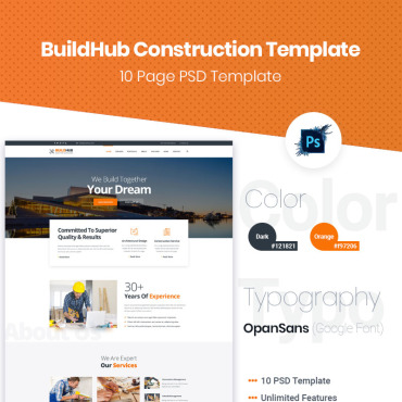 Preview image of BuildHub Construction, Renovation, Interior Design Company
