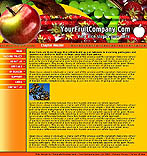 denver style site graphic designs fruit company fruits food fruit delivery agriculture