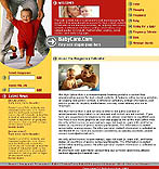 denver style site graphic designs family baby care children pregnancy birth mother