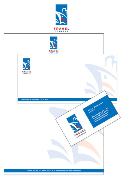 Corporate Identity 7032 Screenshot