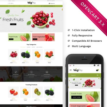 Preview image of Vegfru Organic Store