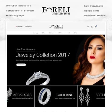 Preview image of Foreli - Jewelry Store