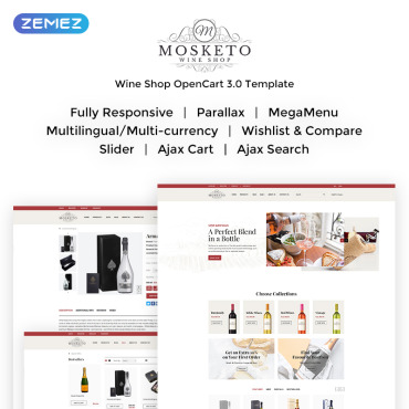 Preview image of Mosketo - Wine Shop