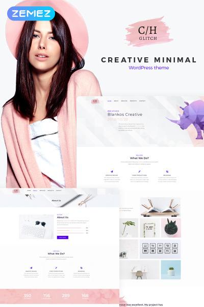 Blankos - Creative Minimal Responsive Elementor