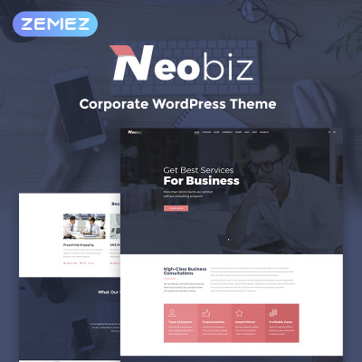 732 best wordpress business themes 2018 templatemonster accmission Choice Image