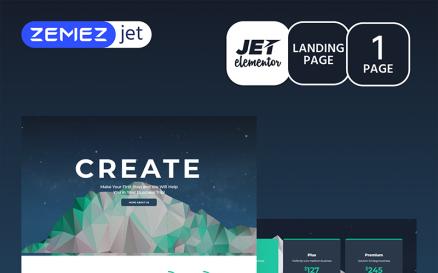 Masterbiz - Agency Jet Elementor Kit