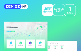 Solutt - Corporate Business Jet