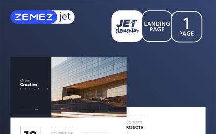 Towercon - Architecture Jet Elementor Kit