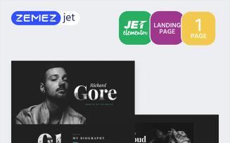 Novelistic - Writer Portfolio Jet