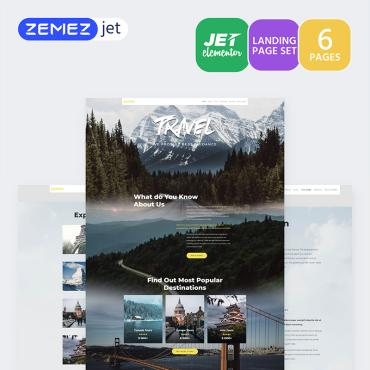 Preview image of Hottrip - Travel Agency Jet