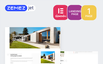Cottager - Luxury Real Estate Elementor Kit