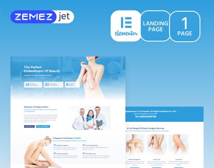 Perfectia - Medical Elementor Template