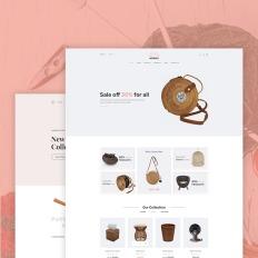 Interior Shopify Theme - Premium shopify templates