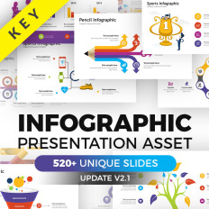 137 keynote templates templatemonster business infographic pack keynote asset flashek Image collections