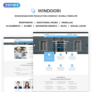 Preview image of Windoori - Windows & Doors Production Company