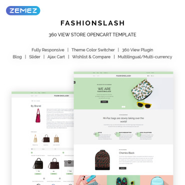 Preview image of Fashionslash - Fancy Fashion Single Product