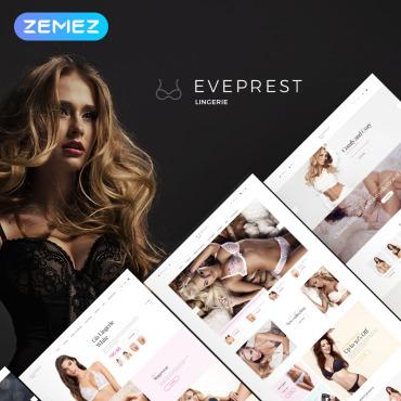 Preview image of Eveprest Lingerie 1.7 - Lingerie Store