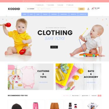 Купить  пофессиональные WooCommerce шаблоны. Купить шаблон #70531 и создать сайт.