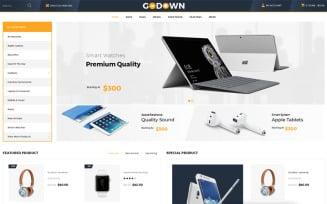GoDown - Multi Purpose Store WooCommerce Theme