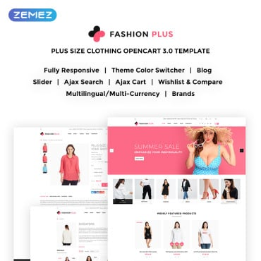 Preview image of Fashion - Clothing Store