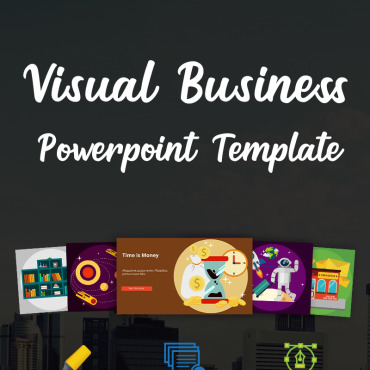 Preview image of Visual Business-