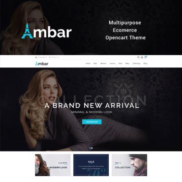 Preview image of Ambar v1.0 - Responsive Multipurpose
