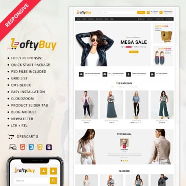 Preview image of Loftbuy - Fashion Store