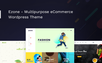 Ezone - Multipurpose WooCommerce Theme
