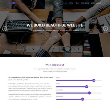Preview image of Digite - Digital Agency