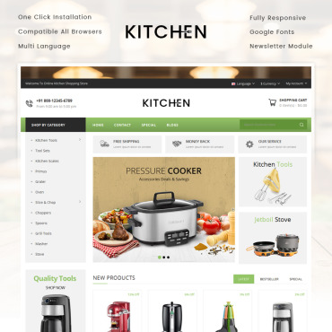 Preview image of Kitchen Store -