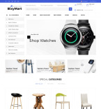 OpenCart Template  #70653
