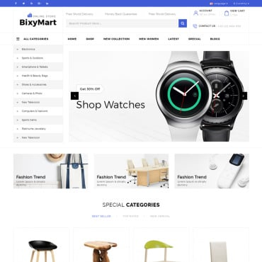 Preview image of BixyMart