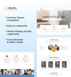 WordPress Theme  #70658