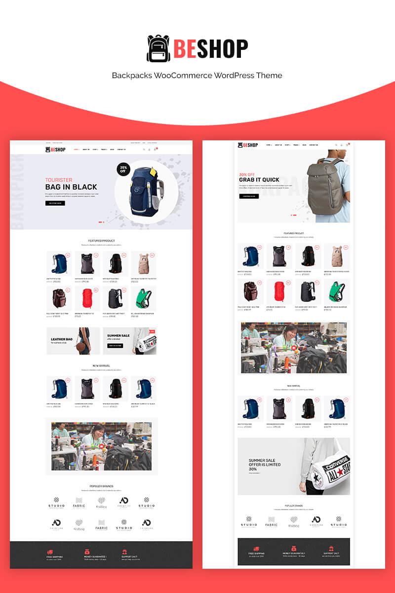 Fashion Woocommerce Theme 70664 Templates