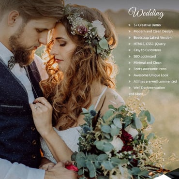 Preview image of Wedding - Parallax