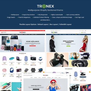 Preview image of Tronex Multipurpose