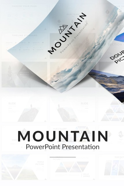 PowerPoint Template  #70678