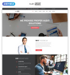 Landing Page Template  #70680
