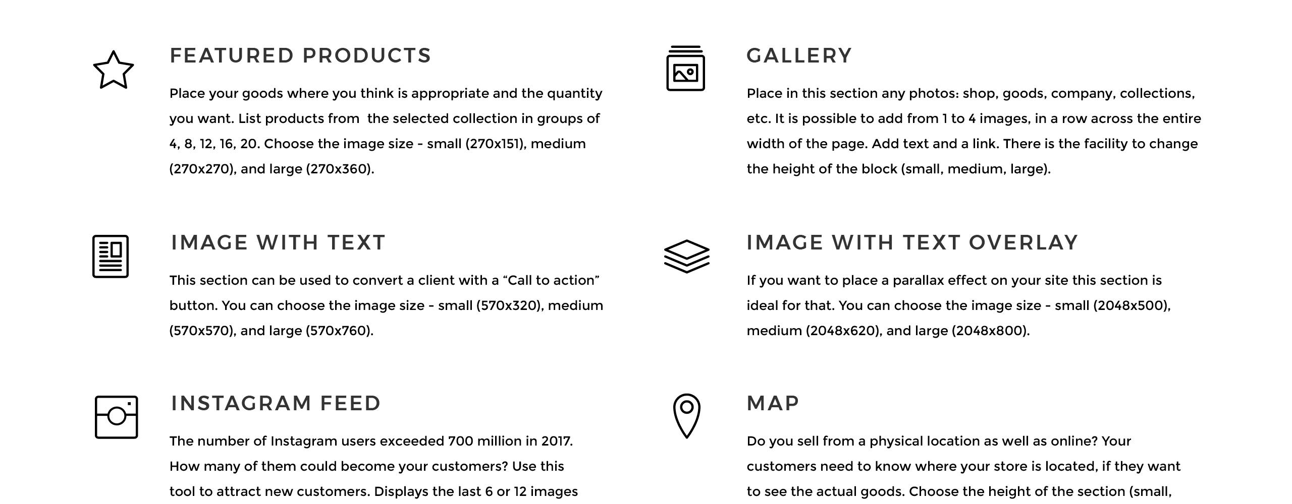 Website Design Template 70688 - gift