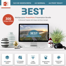 marketing agency powerpoint template 35159