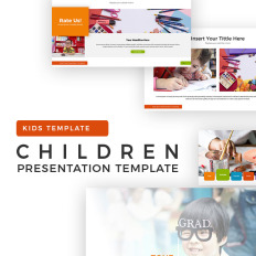 children s powerpoint templates template monster