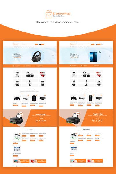Electroshop - Electronics Store
