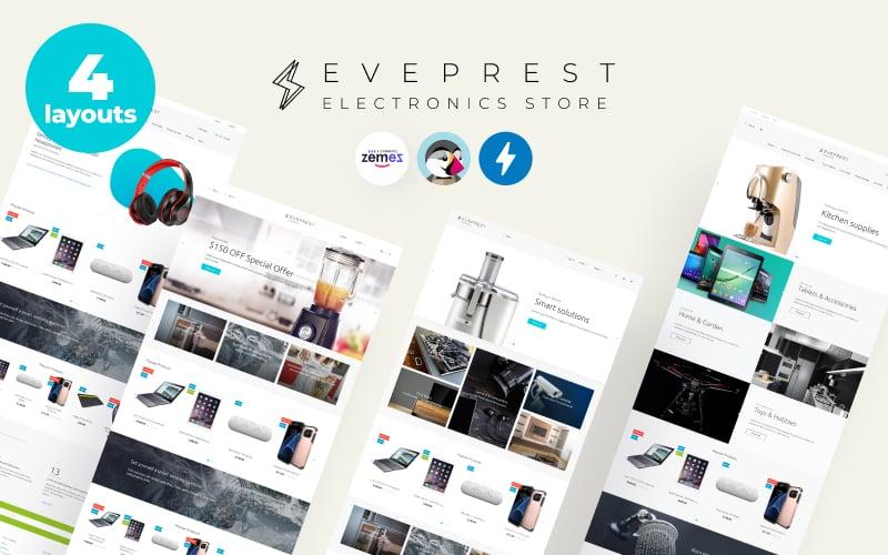 Eveprest Electronics 1.7 - Electronics Store PrestaShop Theme