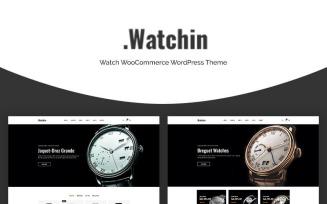 Watchin - Watch WooCommerce Theme