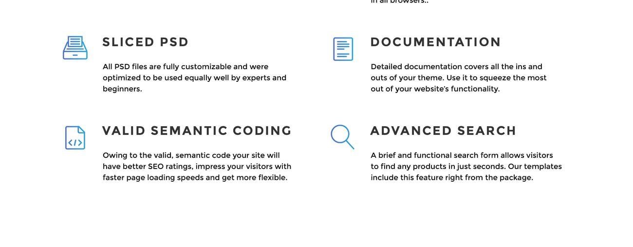 Website Design Template 70802 - job office resume vacancies career personal premium portfolio gallery blog post project service multipurpose responsive visual seo html