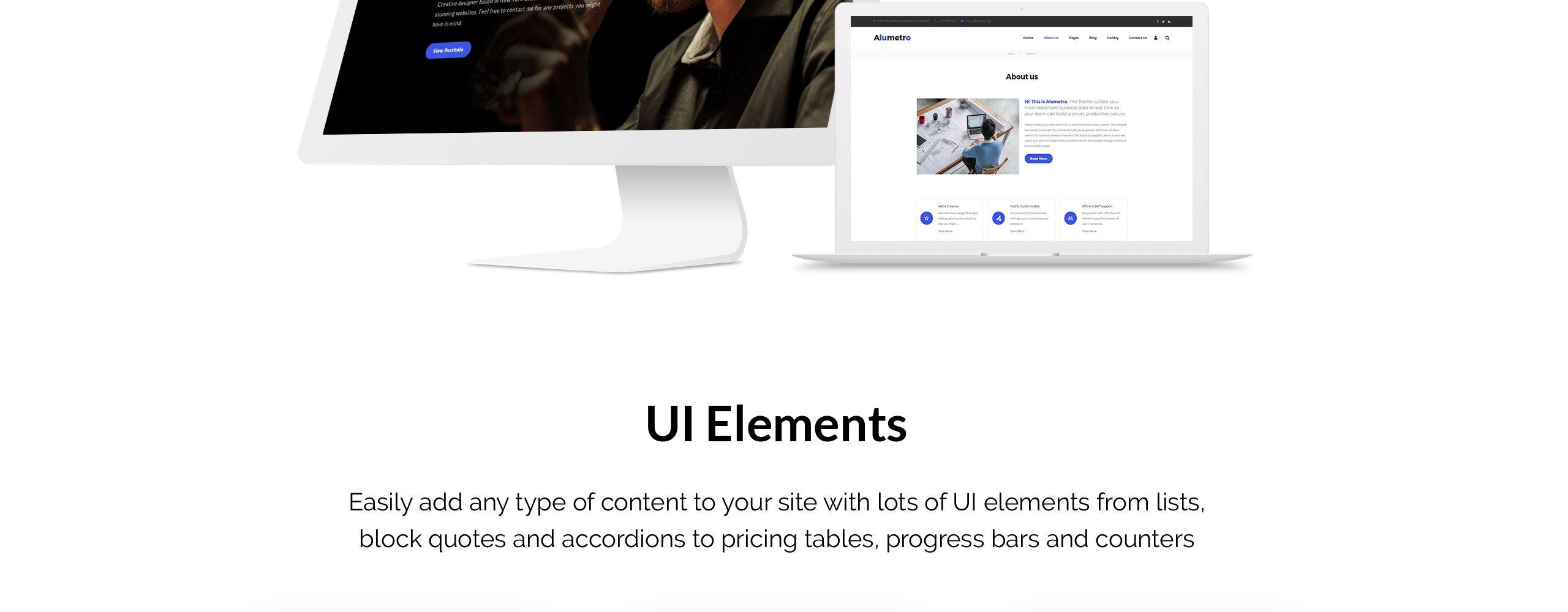 Website Design Template 70802 - career personal premium portfolio gallery blog post project service multipurpose responsive visual seo html