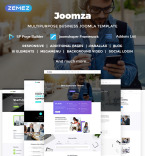 Joomla Template  #70821