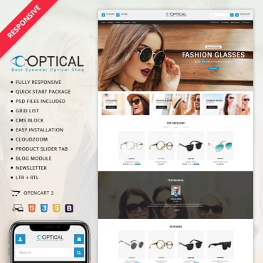 Preview image of Optical Store
